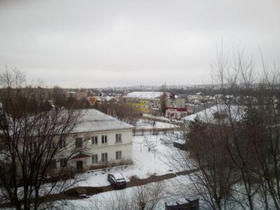 20200103 перекресток ул. Ленина и ул. Ломоносова Жирновск