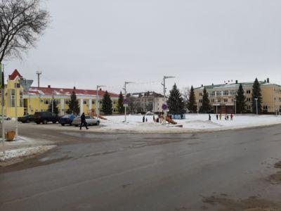 20200105 центральная площадь Жирновск