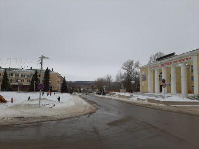 20200105 перекресток ул. Ленина и ул. Матросова Жирновск