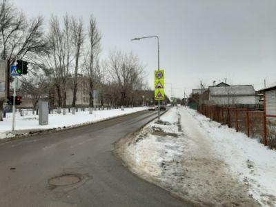 20200105 перекресток ул. Ленина и ул. Советской Жирновск