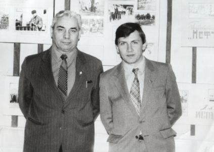 Ю.П. и М.Ю. Сафроновы