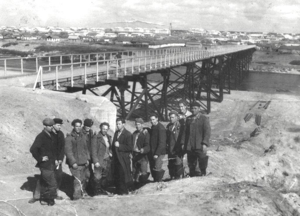 Жирновск Большой мост