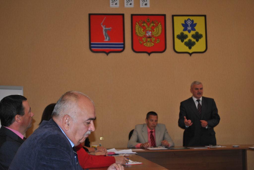 депутаты Жирновска