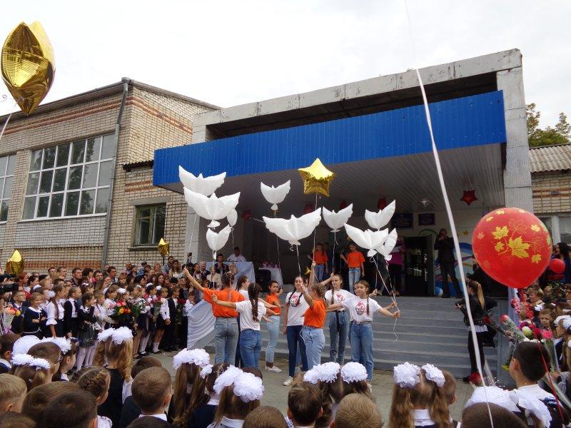 школа Жирновск