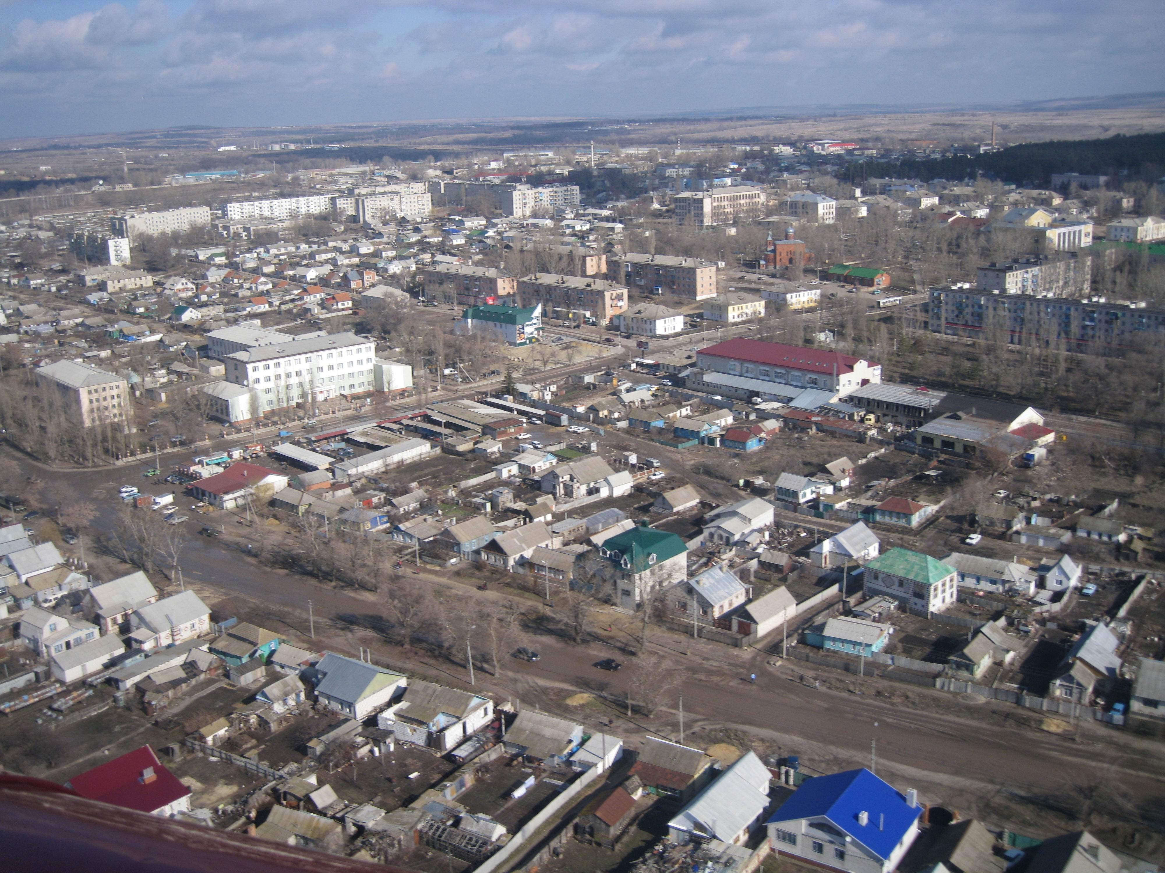 Жирновск