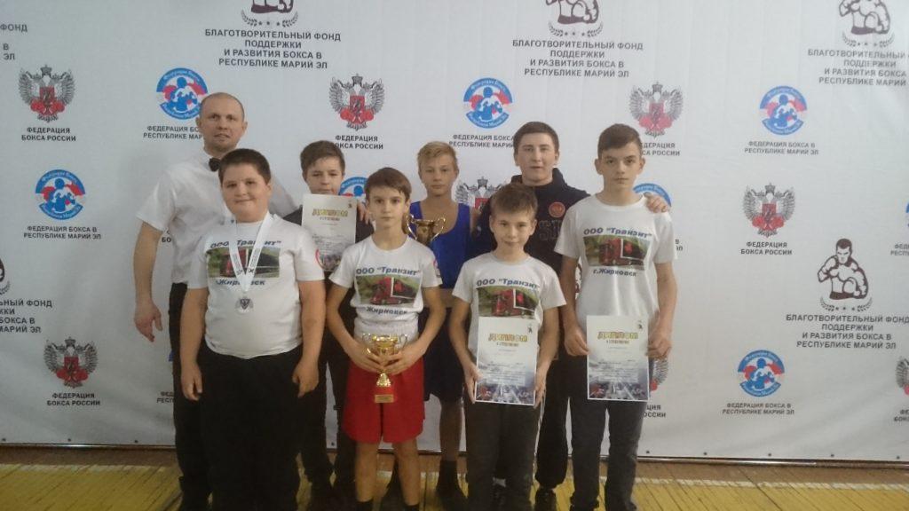 Бокс Жирновск