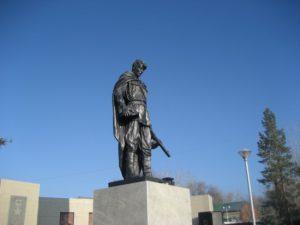 Памятник солдату Жирновск