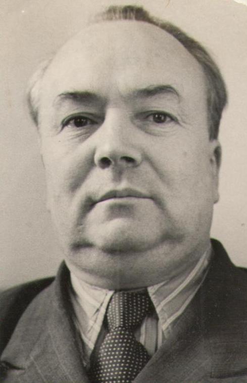 Первый секретарь Медведицкого райкома ВКП(б) С.А. Краснов