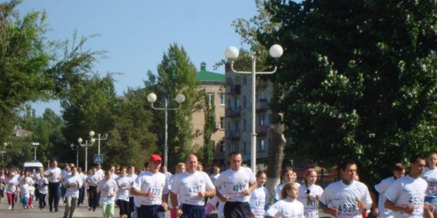 Кросс наций в Жирновске