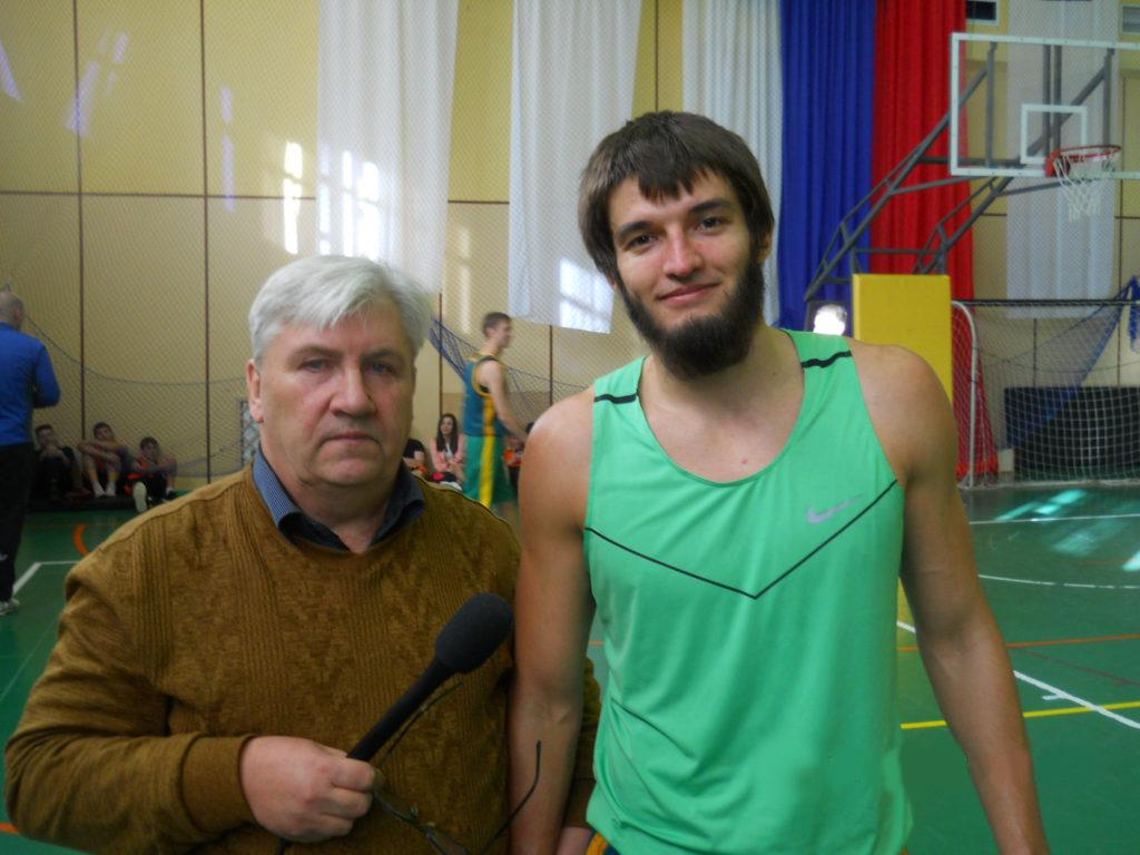 Сафронов и Шкуренев