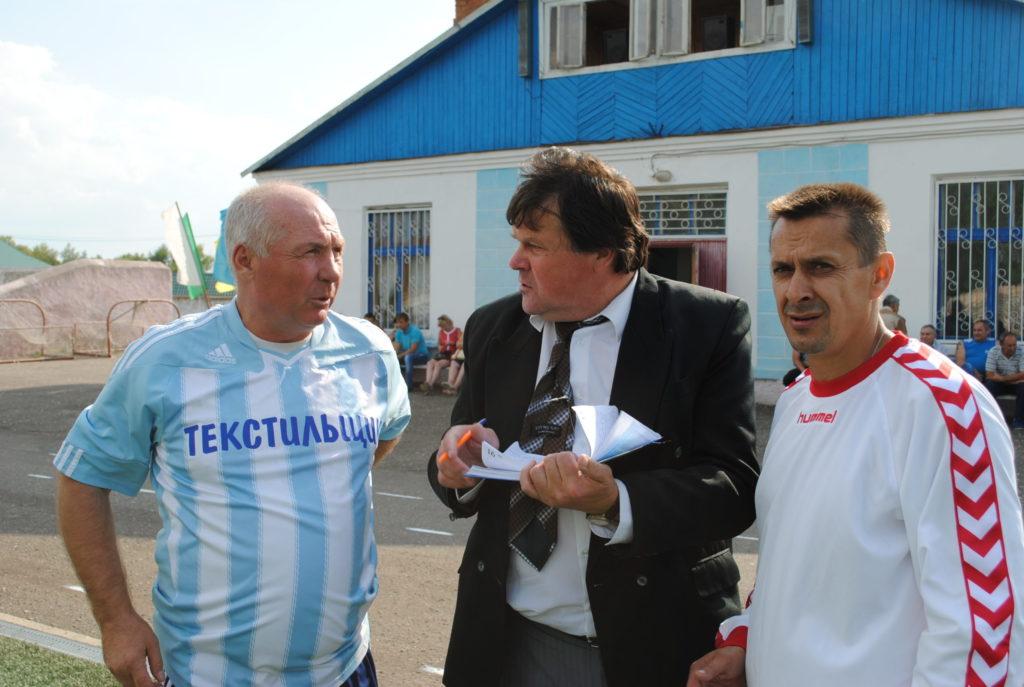Футбол в Жирновске