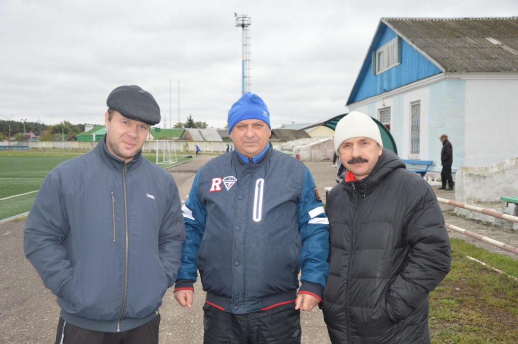 Маврин, Никулаев, Прохоров