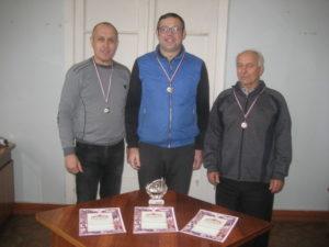 шахматы Жирновск