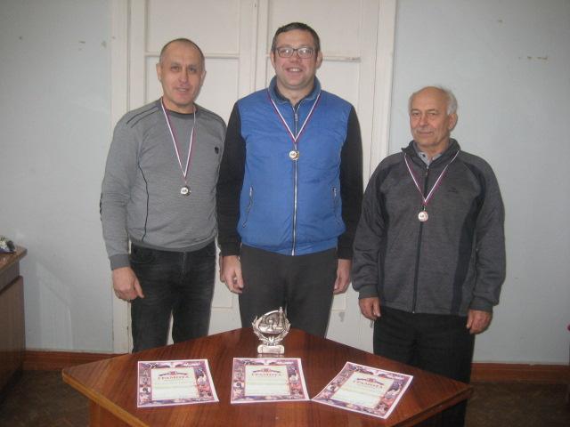 Шахматы в Жирновске