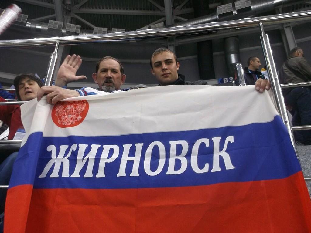паролимпийская сборная Жирновска