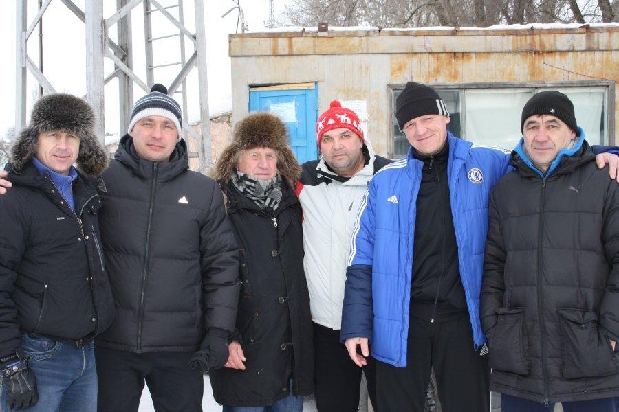 Ткаченко, Прокофьев, Бондин, Печерский, Ковтунов, Хамитов