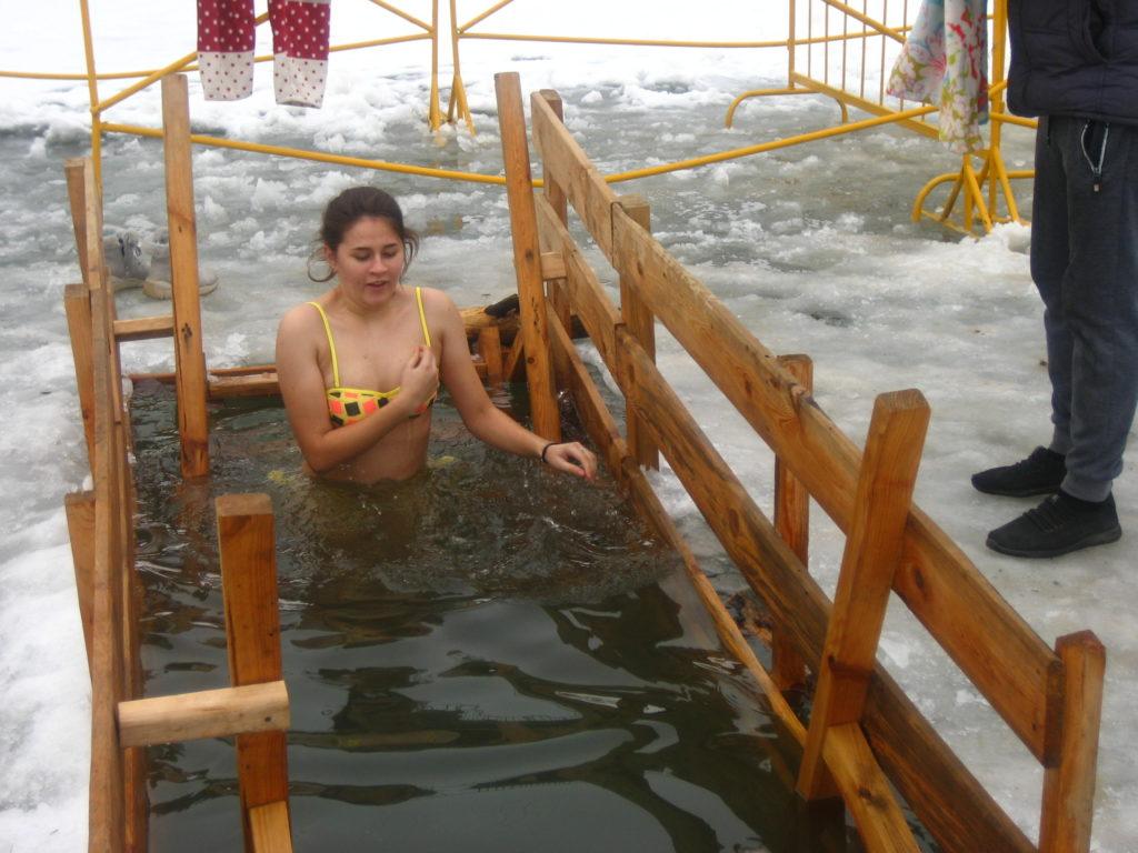 Крещение Жирновск