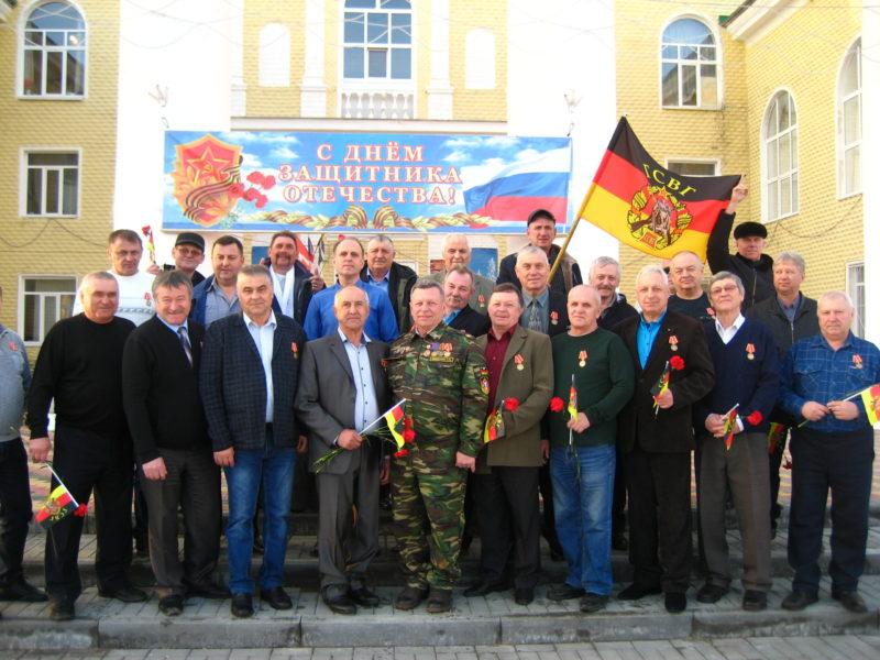 Группа советских войск в Германии