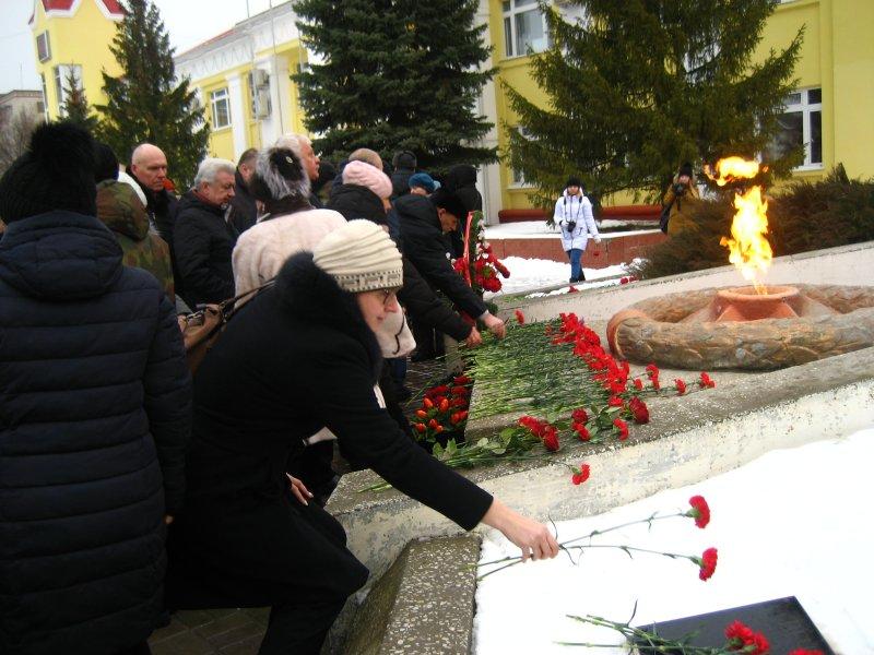 День победы в сражении под Сталинградом