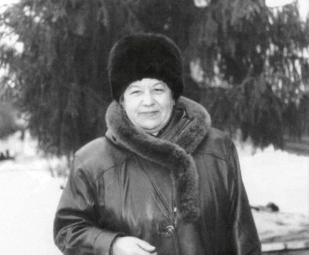Тамара Тимофеевна Лобачева