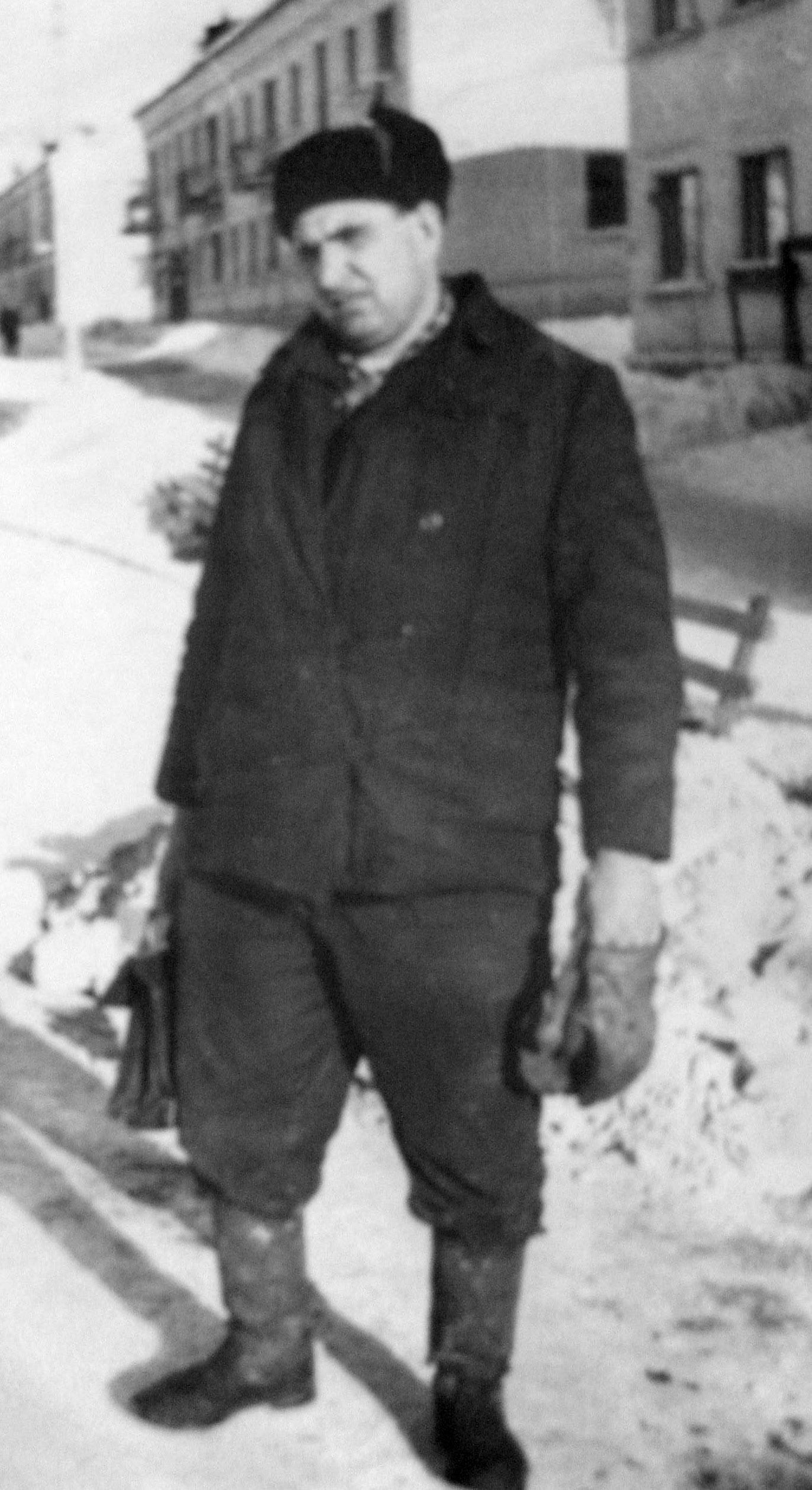 Василий Иванович Валюнин