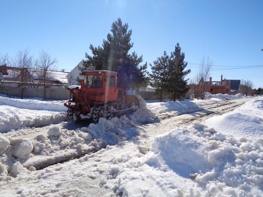 Зима в Жирновске