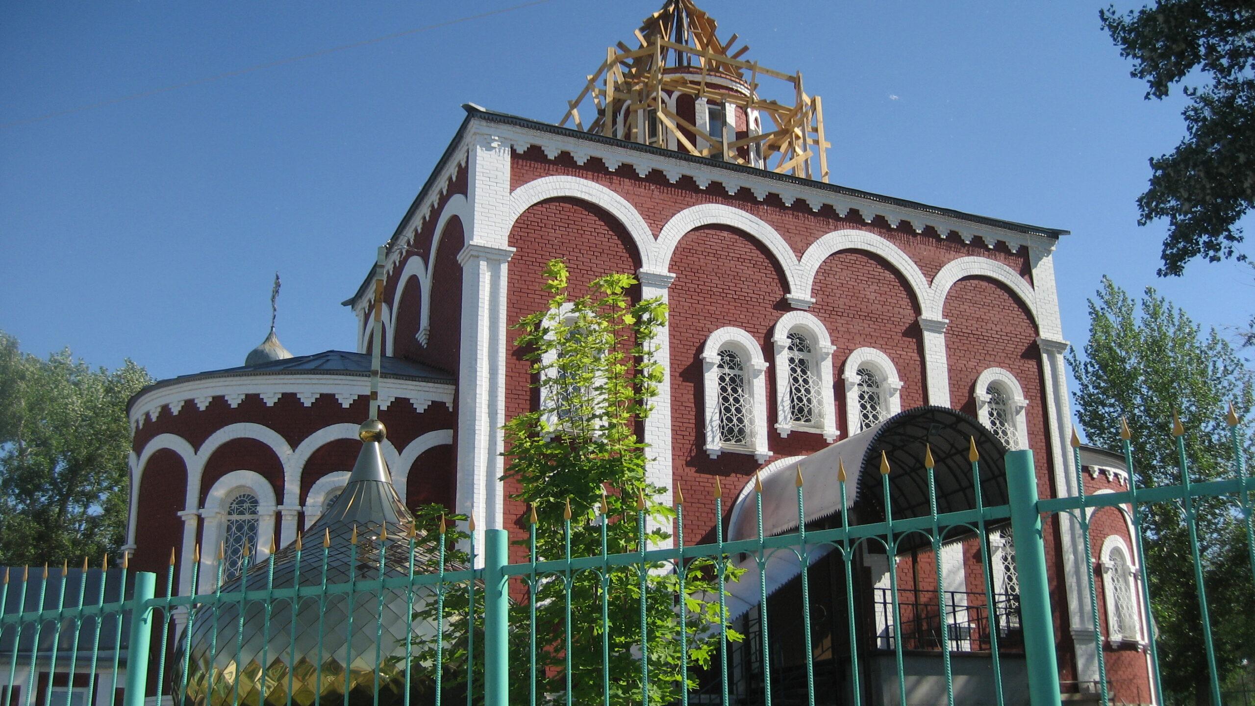 храм Жирновск