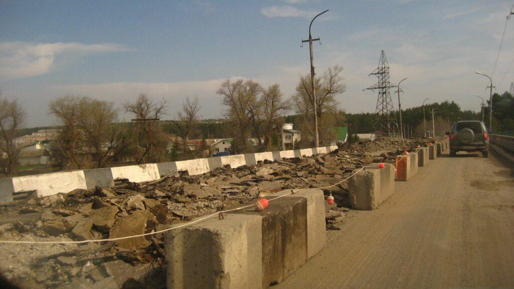 мост Жирновск